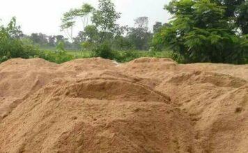 river sand price
